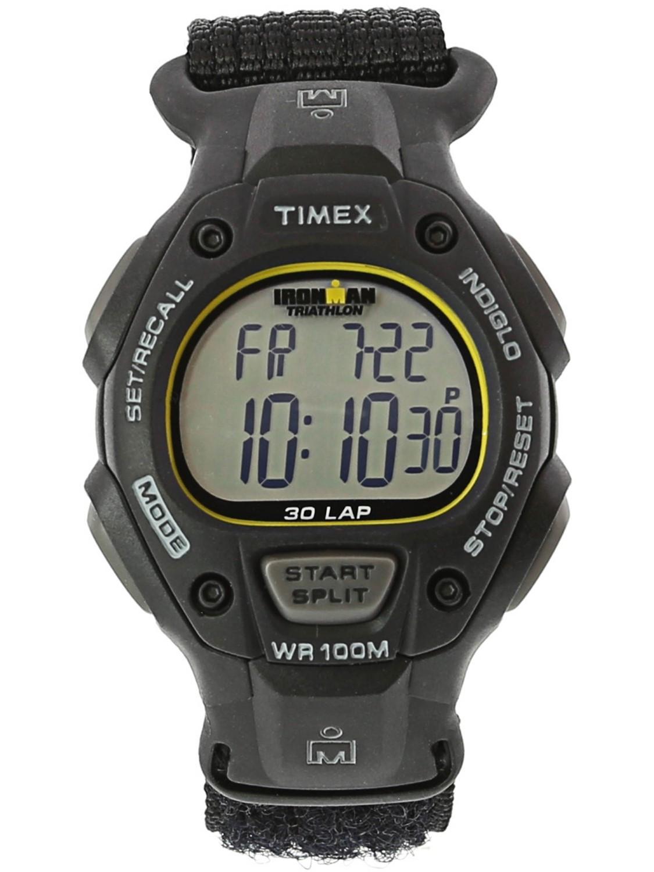 c8e9721063c9 Timex - Black Ironman Classic 30 Full-size Watch