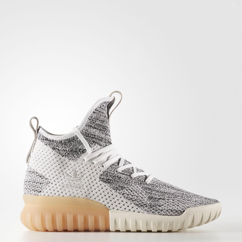 f017ec4b7f309 Lyst - adidas Tubular X Primeknit Shoes in White for Men