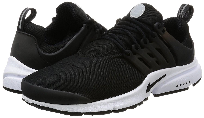 5c5392fcab83 Lyst - Nike Air Presto Essential Black black white Running Shoe 10 ...