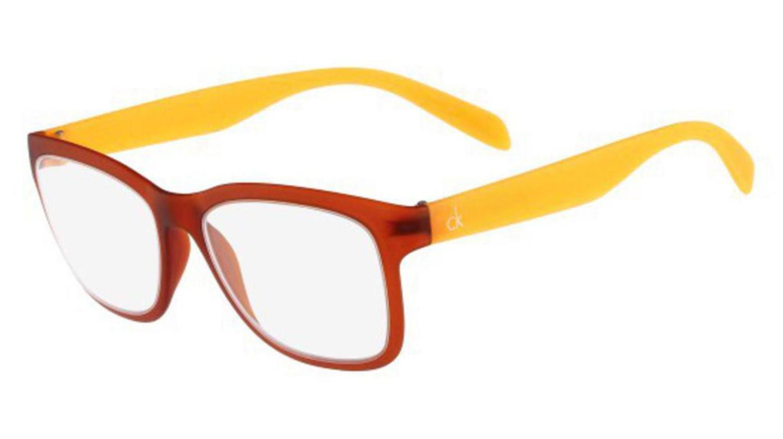 f960249c23 Lyst - Calvin Klein Eyeglasses Ck 5832 814 Brick in Orange