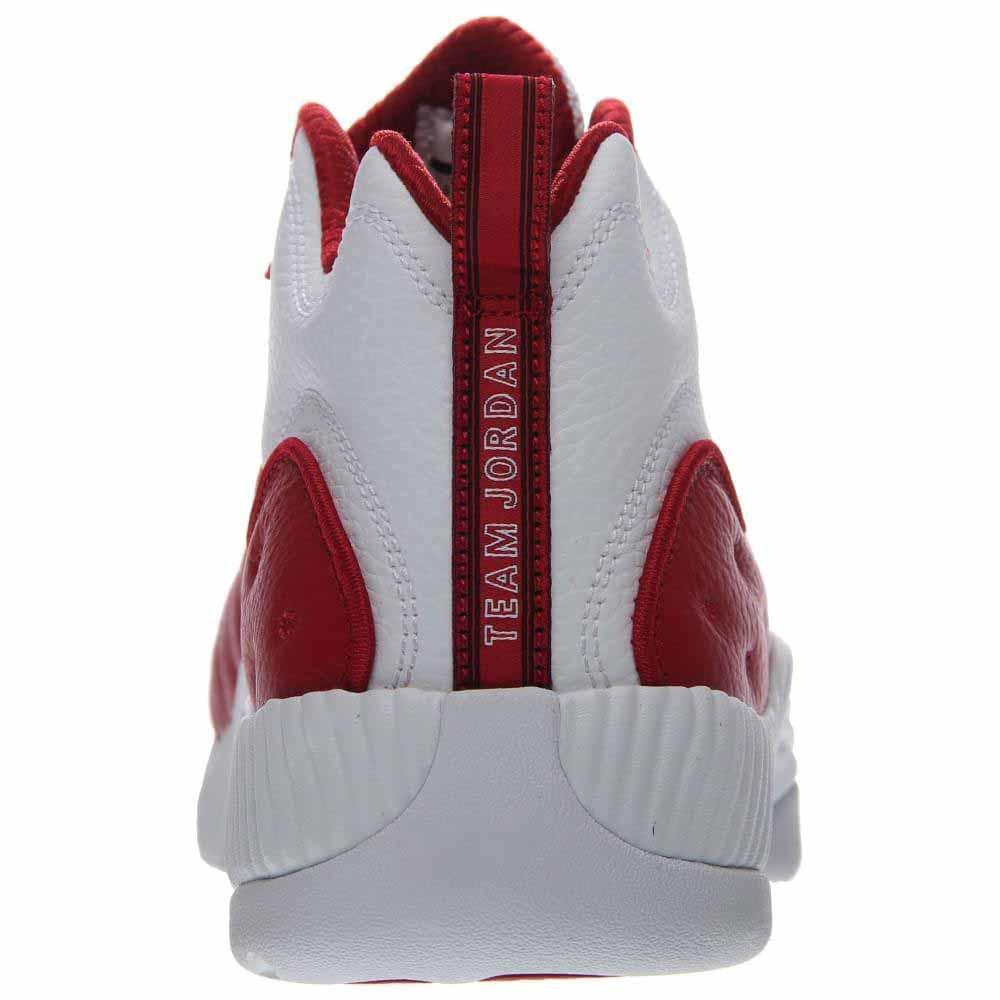 the best attitude 0bae4 aff25 Lyst - Nike Jordan Jordan Jumpman Team Ii Gym  gym  white black ...