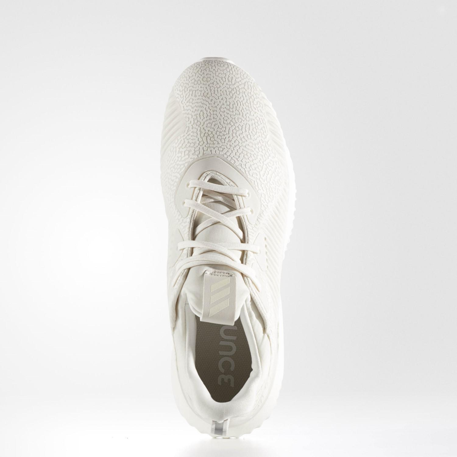 online retailer 5ecd8 ec8fb Lyst - Adidas Alphabounce Reflective Hpc Ams Shoes in White