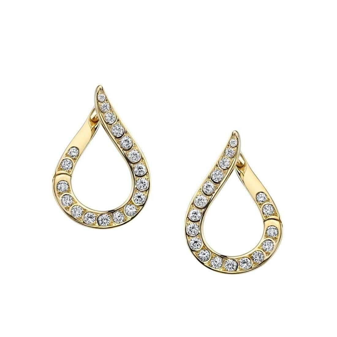 Harry Kotlar Kotlar 1948 Rose Gold Earrings DLJdlfO6QA