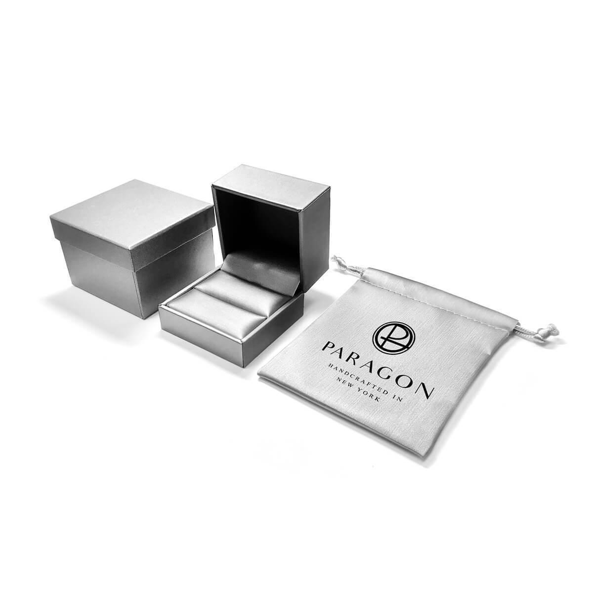 Paragon 14kt Rose Gold Opal And Diamond Pendant - Diamond in Metallic