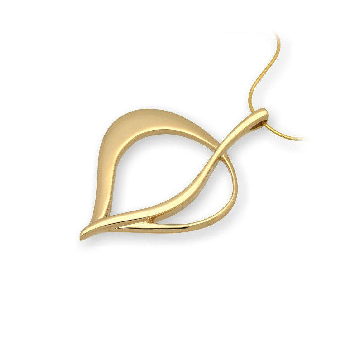 Ortak Leah Shadow Gold Earrings with Diamonds pEnWTG6N5