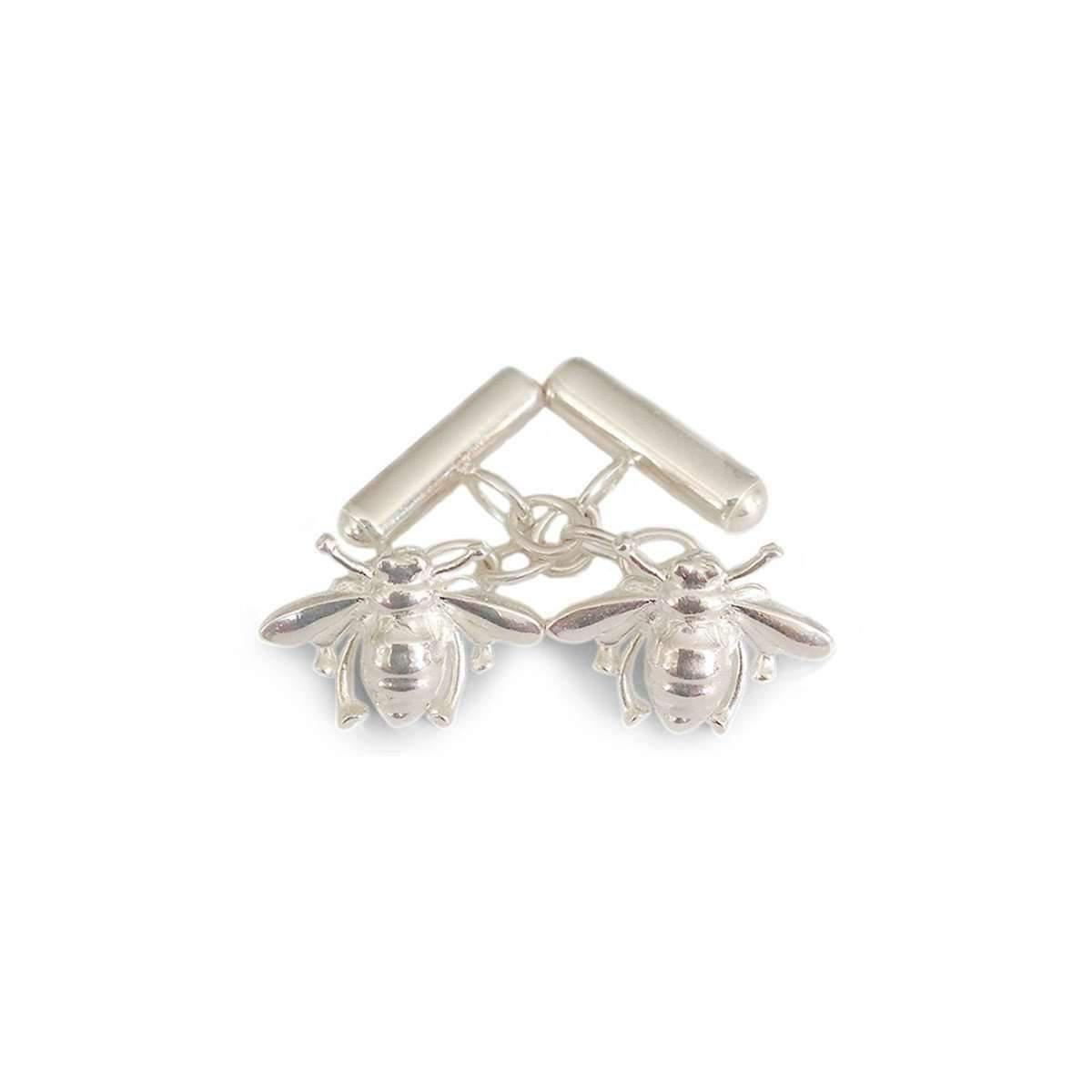 Deborah Blyth Jewellery Sterling Silver Bee Stud Earrings FeZfOUMUj0