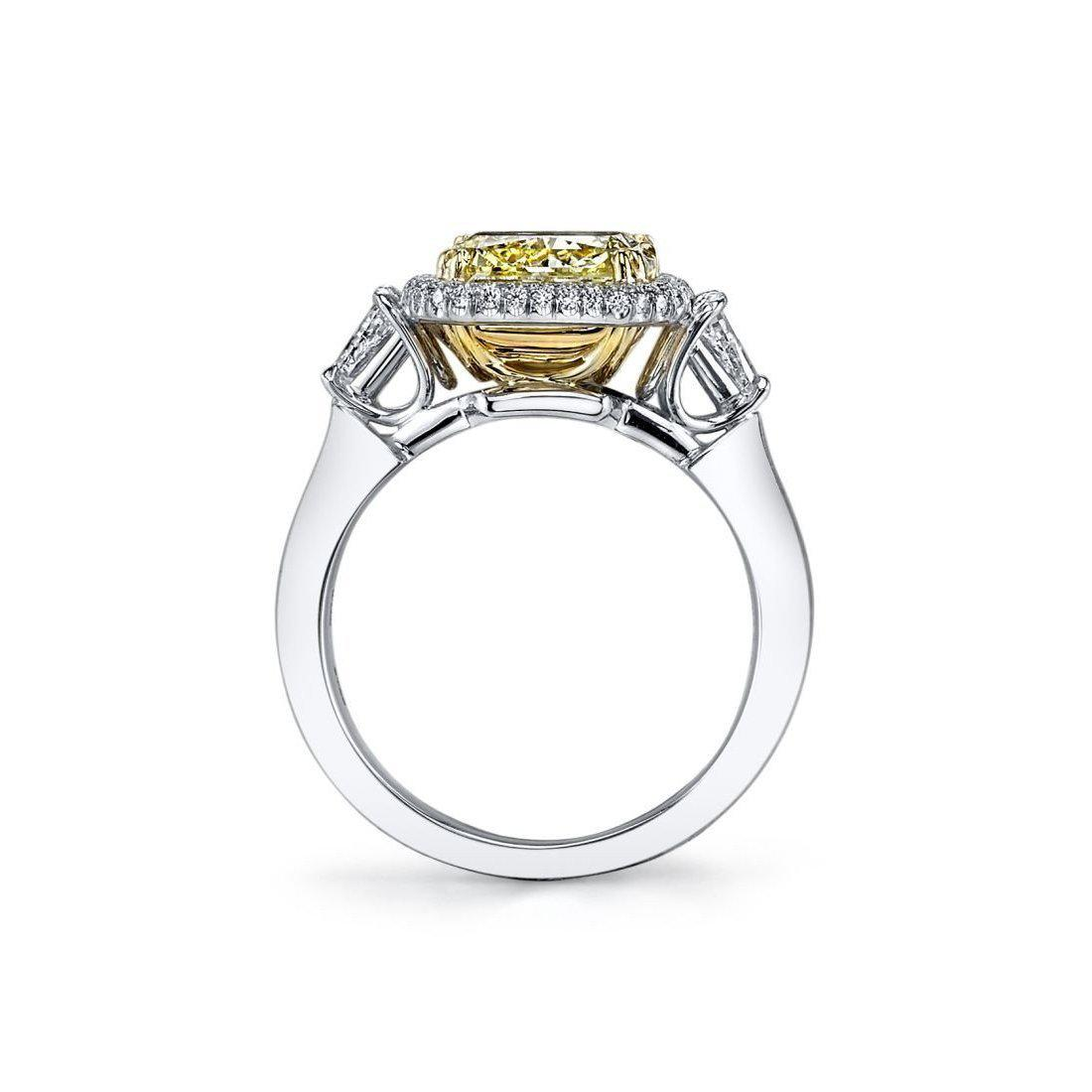Harry Kotlar Radiant Classico Ring in Metallic