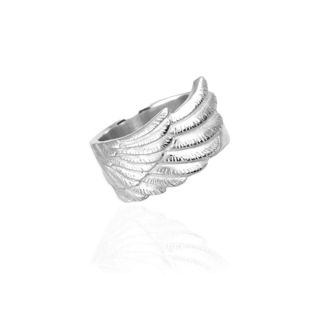 Jana Reinhardt Gold Plated Silver Coiled Snake Ring - UK I - US 4 1/4 - EU 47 3/4