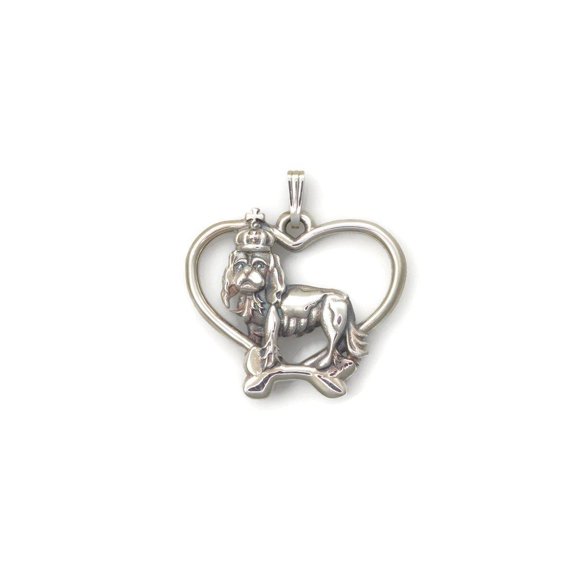 Donna Pizarro Designs Sterling Silver Lab Necklace OKLVe1eZ