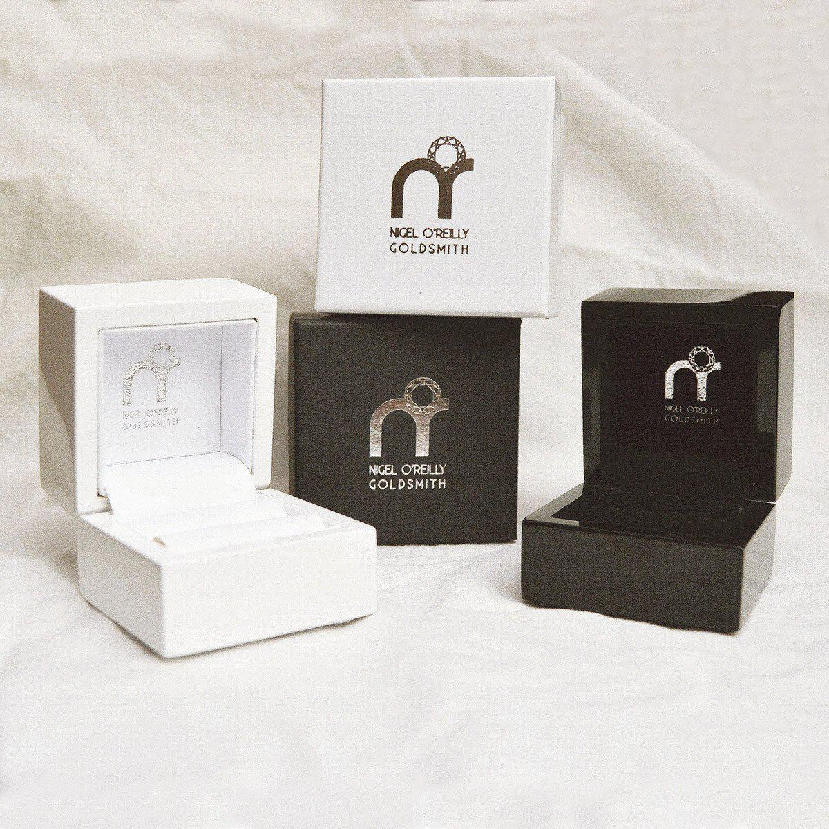 Nigel OReilly Goldsmith and Jewellery Design Sapphire Wedding Band/eternity Ring