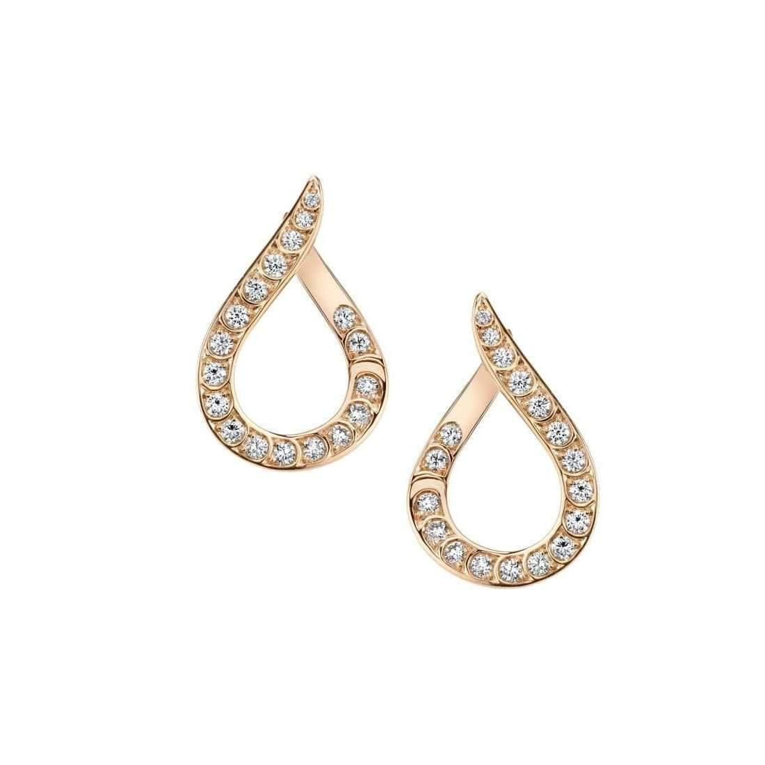Harry Kotlar Kotlar 1948 Rose Gold Earrings 9wsYP