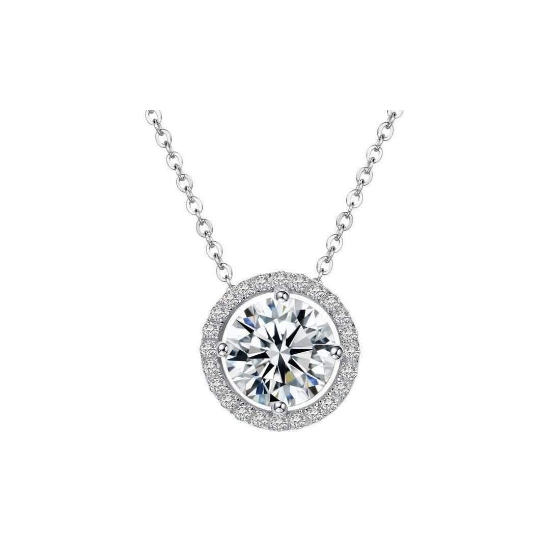 Sian Bostwick Jewellery Wonderland Royal Crest Heart Necklace - 16 Fa8i4T