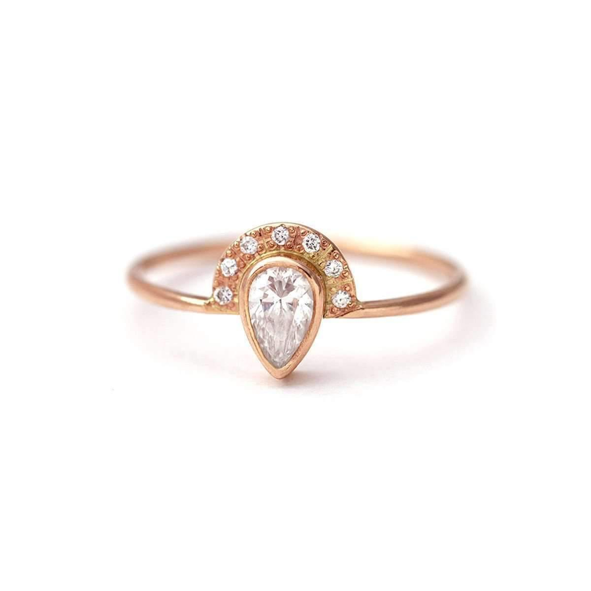 white gia engagement wantmydiamond diamond ctw ring rings gold elegant pear product certified