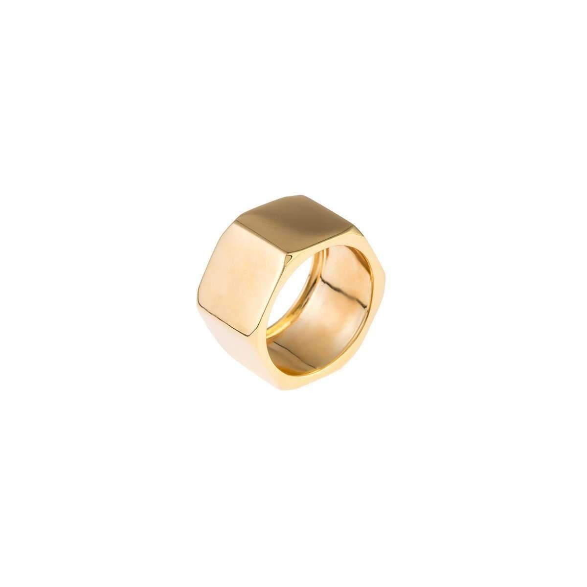 Joanna Laura Constantine Pave Nut Ring - UK M - US 6 - EU 52 3/4 lanzMjh