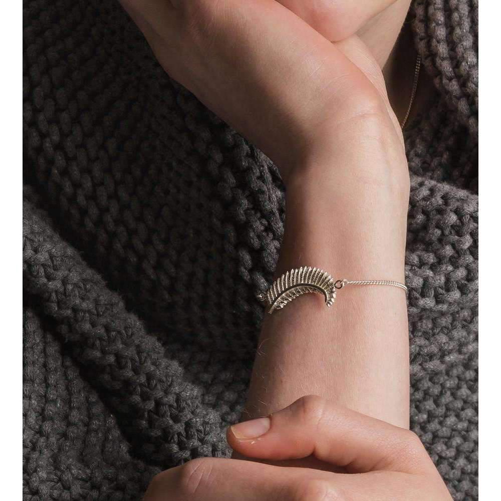 Patience Jewellery Fern bracelet Vv5YbZt00