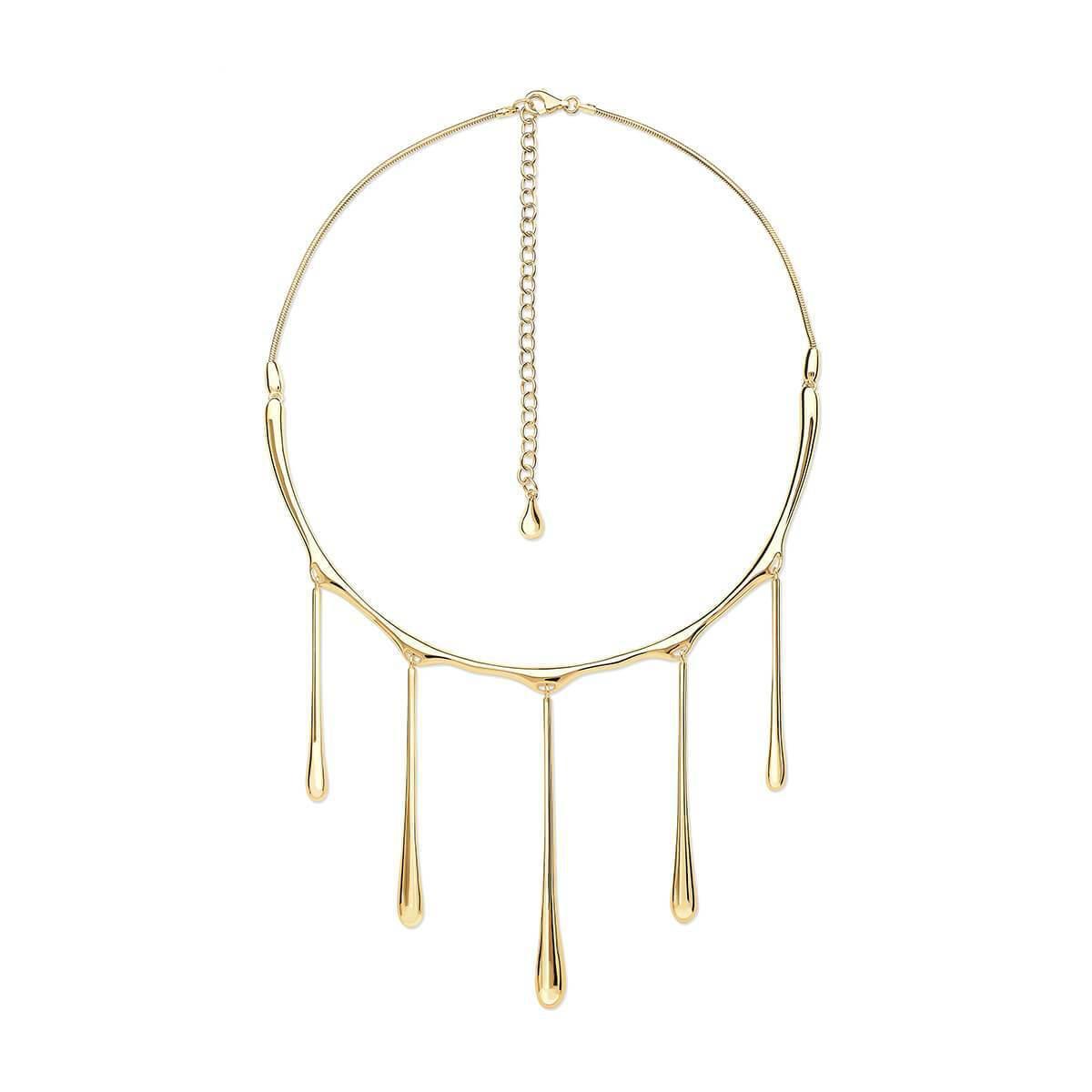 Lucy Quartermaine 7 Drop Necklace T1qGk