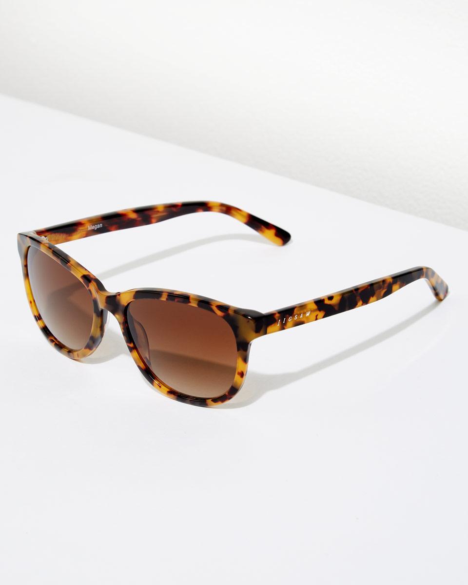 Ella Cats Eye Sunglasses Jigsaw kfBpOu