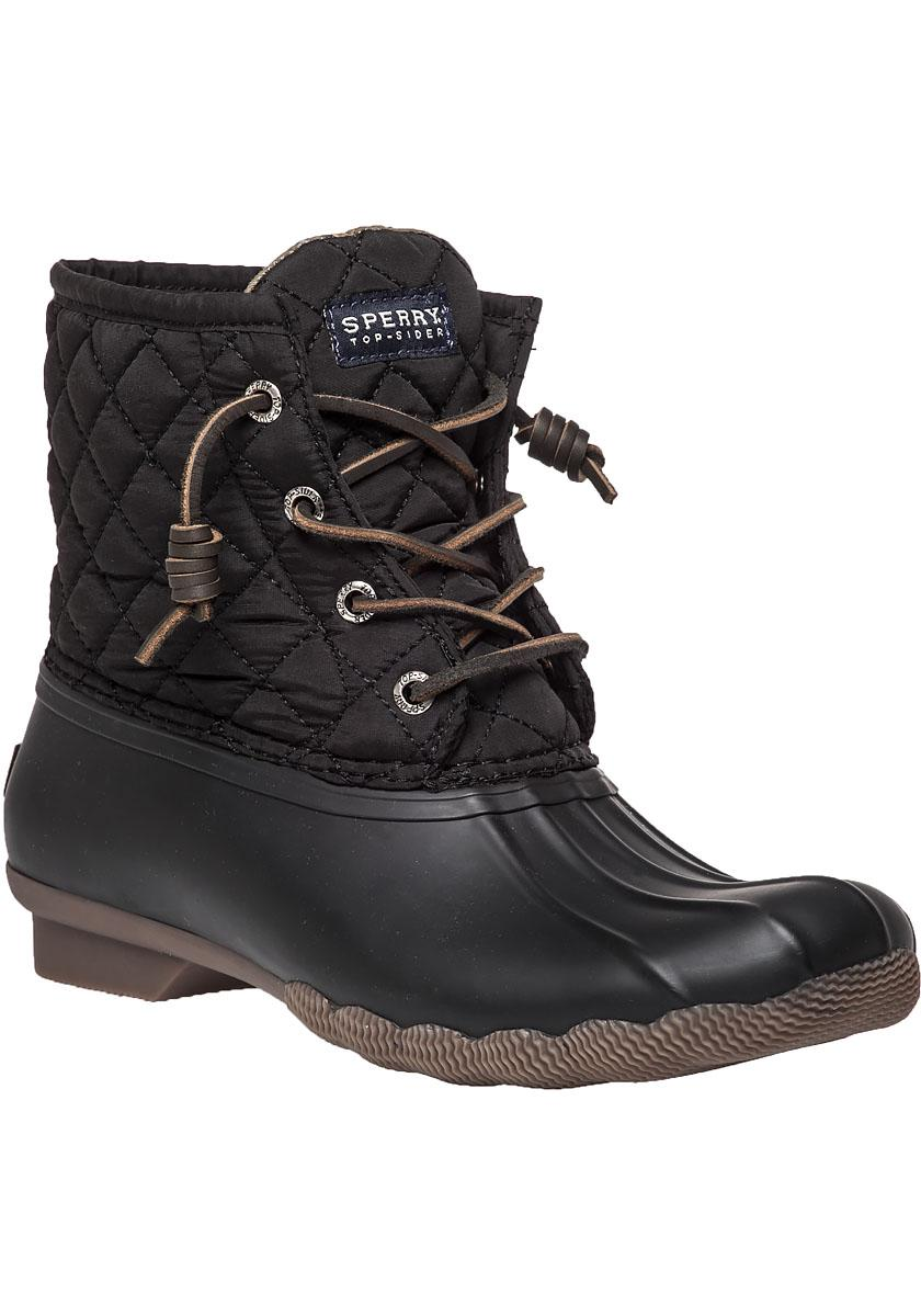 Sperry Top Sider Saltwater Quilted Water Resistant Boots