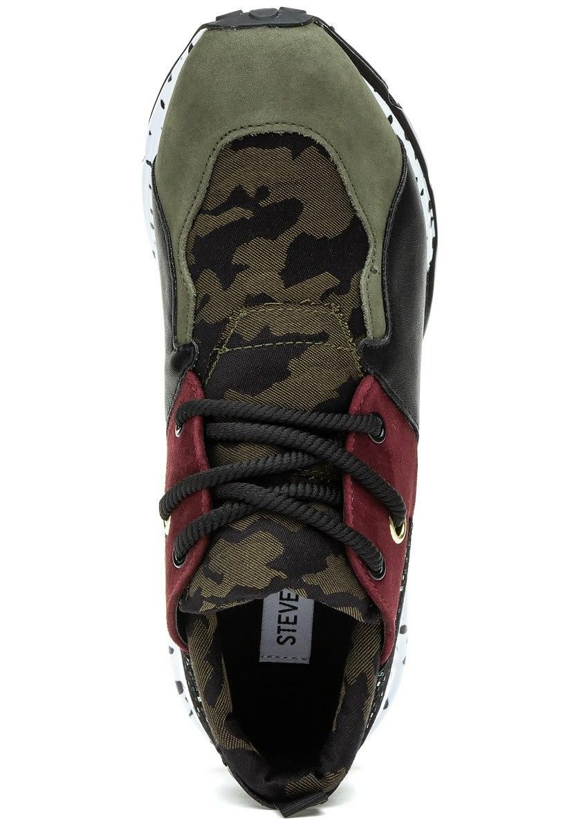 Cliff Sneaker Olive Multi