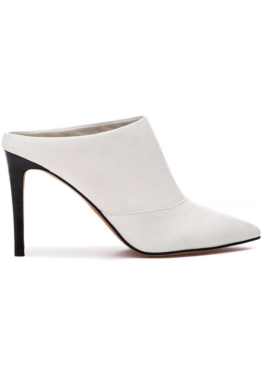 1425606a44c Women's Cinda Mule Off White Leather