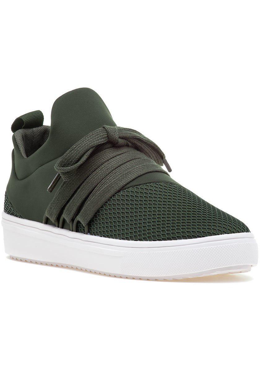 Steve Madden Rubber Lancer Sneaker