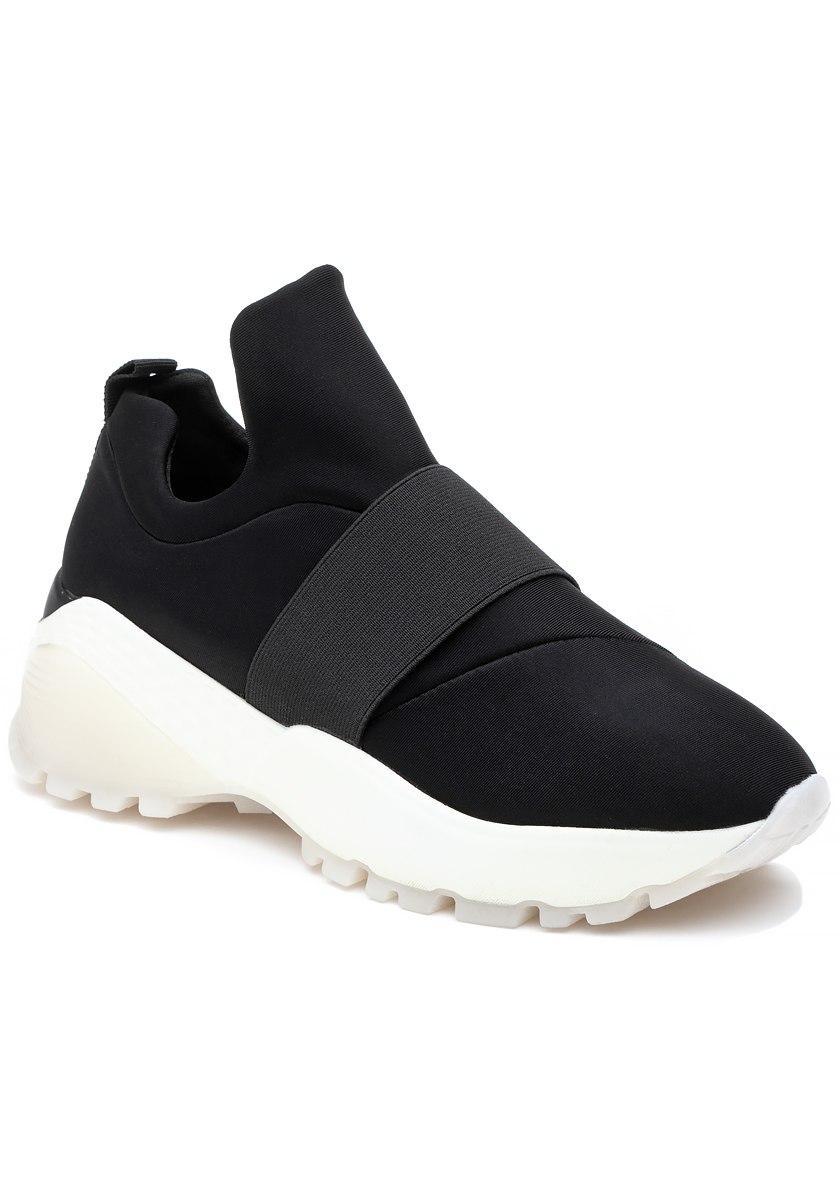 J/Slides Manic Sneaker Black - Lyst
