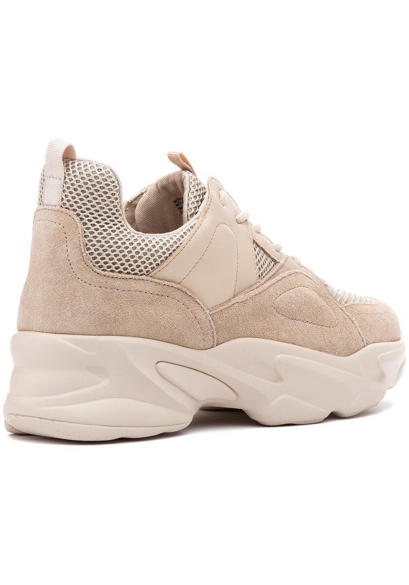 Steve Madden Leather Movement Sneaker