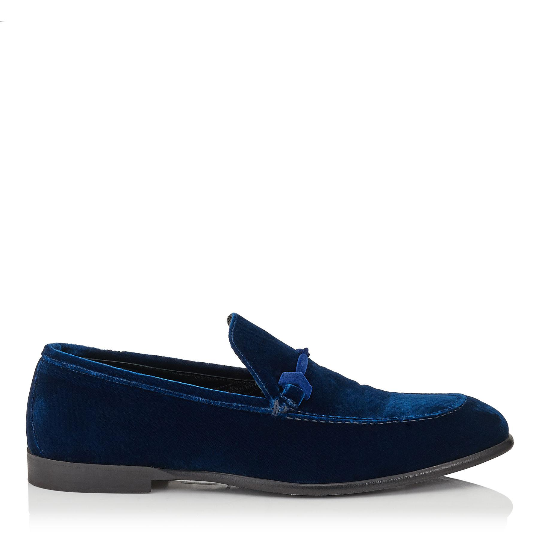 Deals For Sale Free Shipping Best Prices Slip-on shoes MARTI velvet Metal decorations black Jimmy Choo London 4DUjfyAb