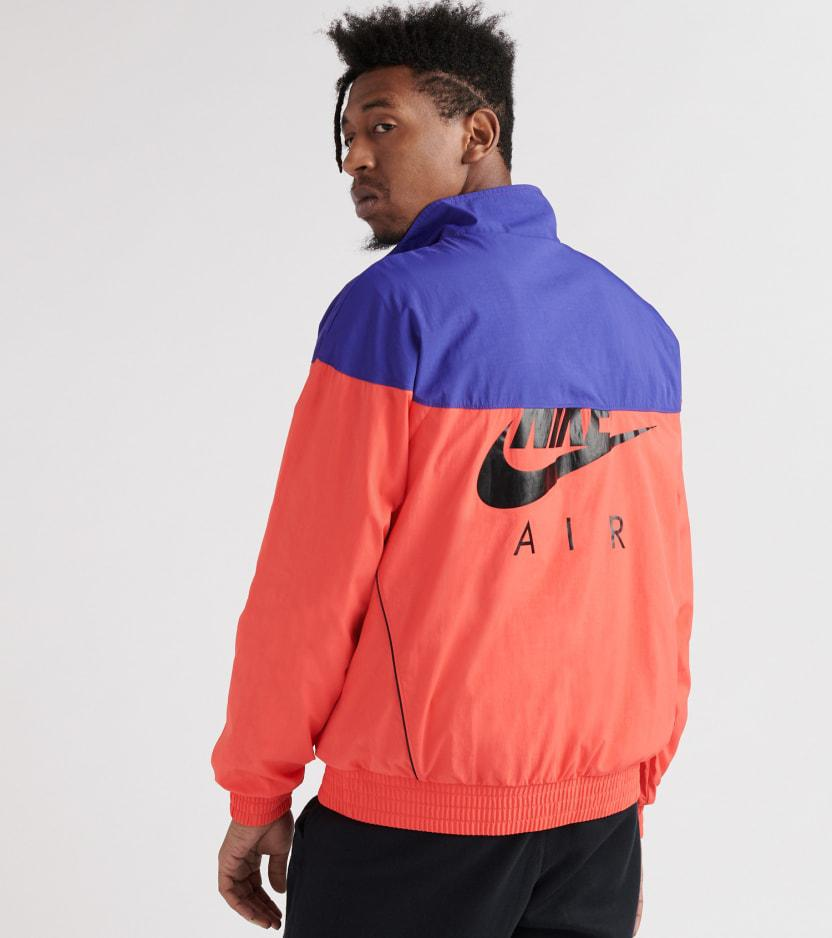 32bca851d5cc Lyst - Nike Legacy Tinker Starter Jacket in Pink for Men
