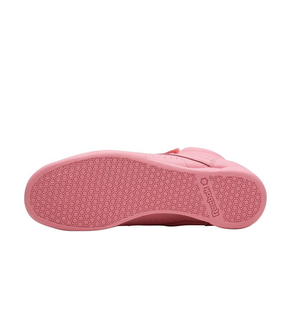 5607466207a Reebok - Pink F s Hi Colors - Lyst. View fullscreen