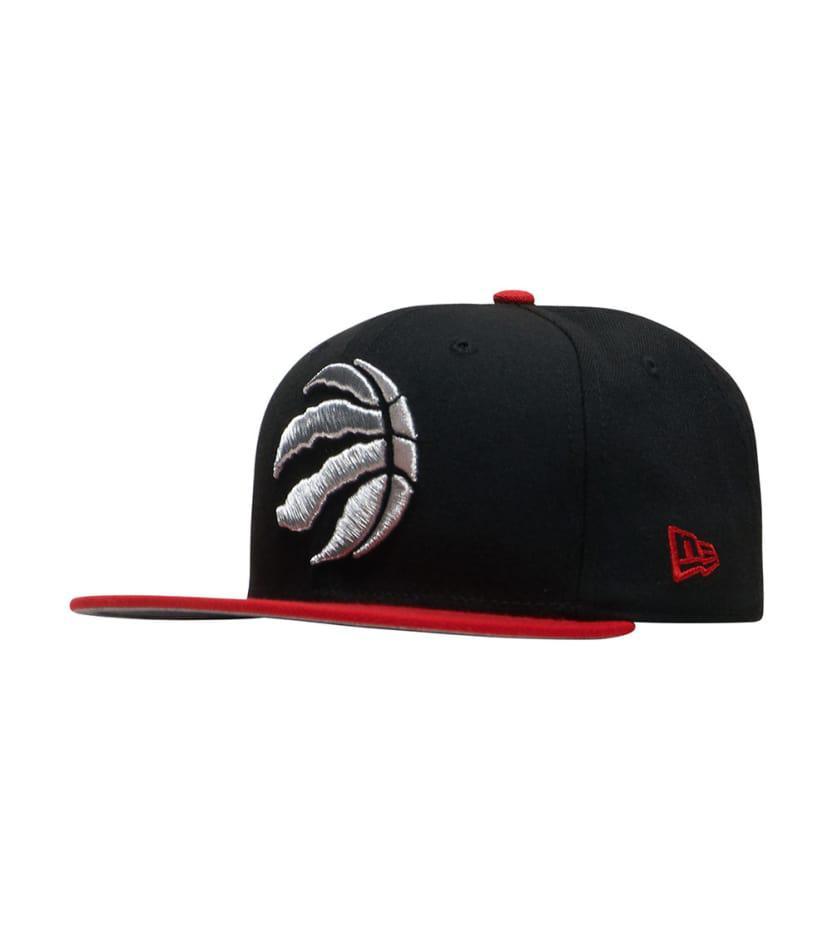 b4dfaf82123 KTZ Toronto Raptors 2 Tone Snapback in Black for Men - Lyst
