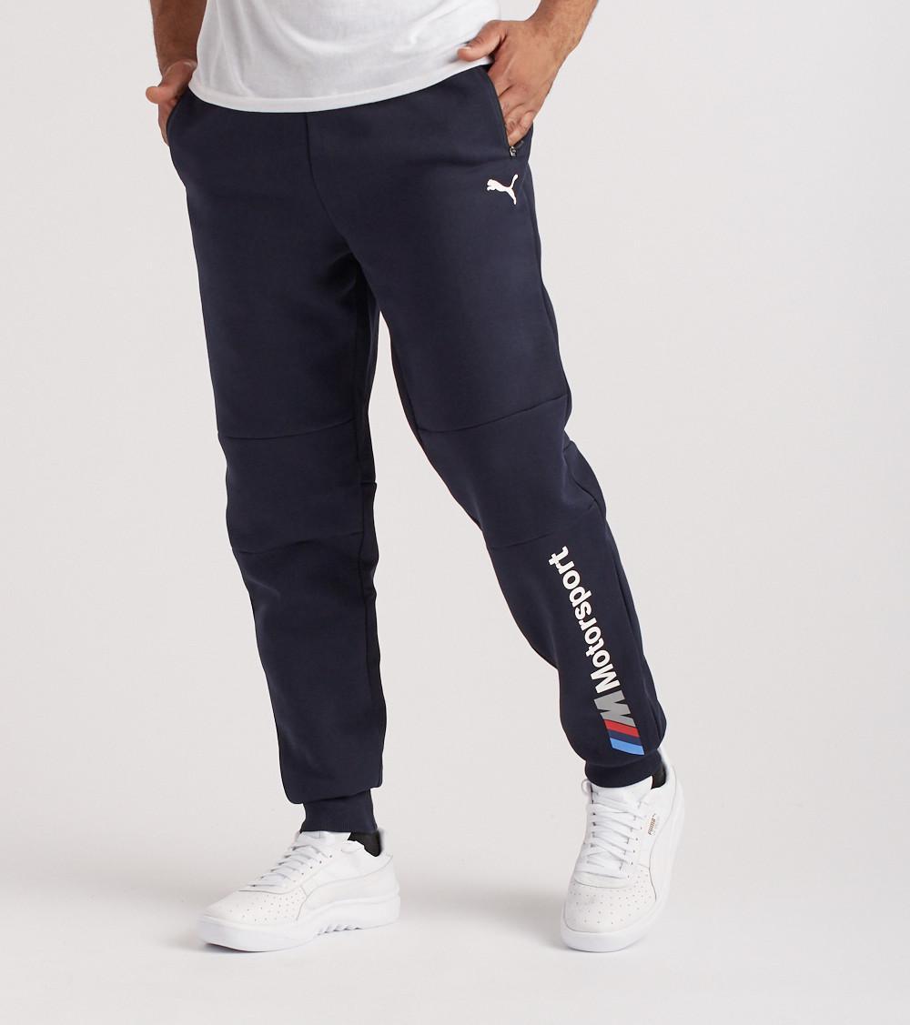 55e5efeefcf1 Lyst - PUMA Bmw Mms Sweatpants in Blue for Men