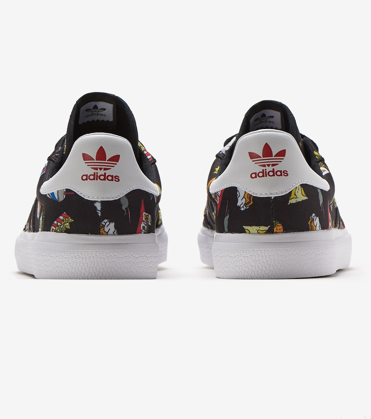 best website e6c40 47517 Adidas - Black 3mc X Beavis And Butthead Shoes for Men - Lyst. View  fullscreen
