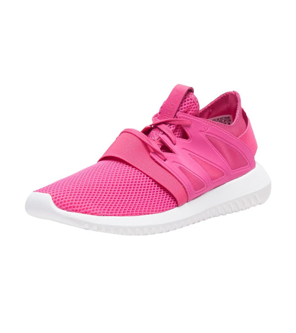 adidas pink shoes tubular