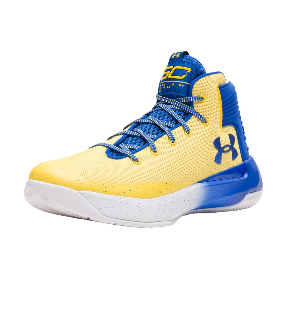 50c8ced0 Under Armour Curry 3zero Sneaker in Blue for Men - Lyst