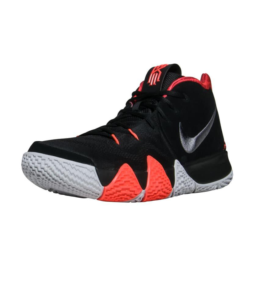 36968ae44b38 Nike Kyrie 4 in Black for Men - Lyst