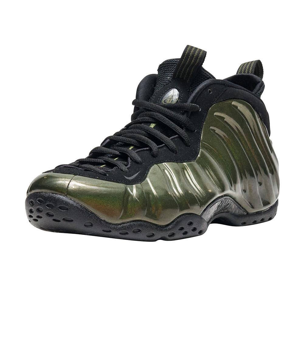 9a4b6aa120c235 Nike Foamposite One Sneaker in Green for Men - Lyst