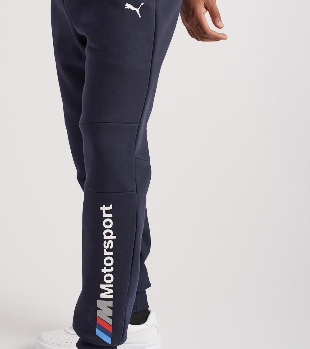 7c3ad1d9ceca PUMA - Blue Bmw Mms Sweatpants for Men - Lyst. View fullscreen