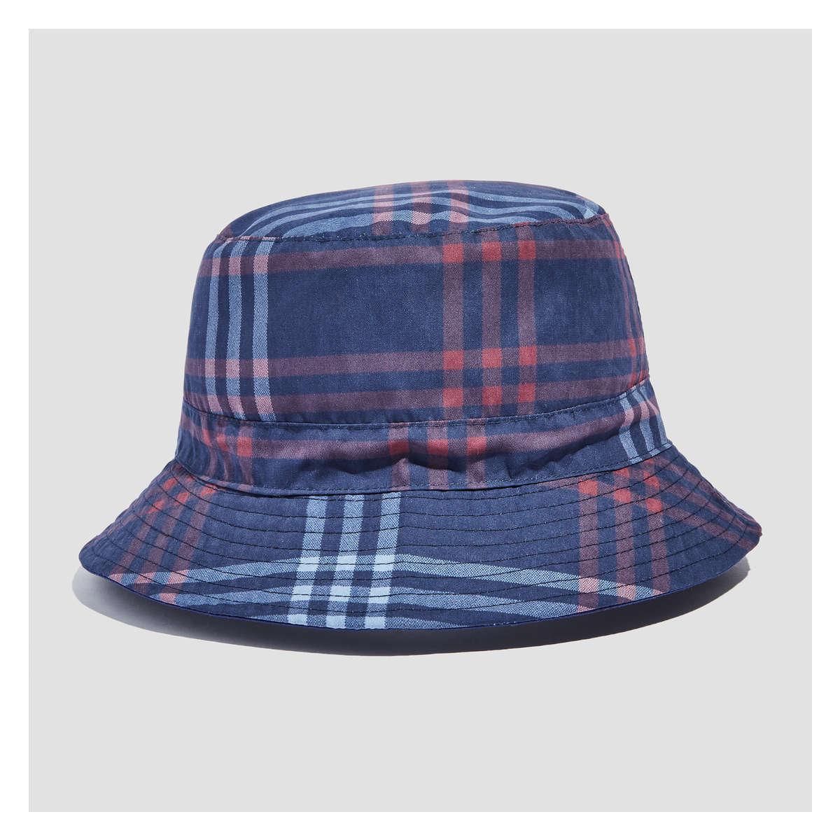 08cfe4a00fa5ac Lyst - Joe Fresh Men's Print Bucket Hat in Blue for Men