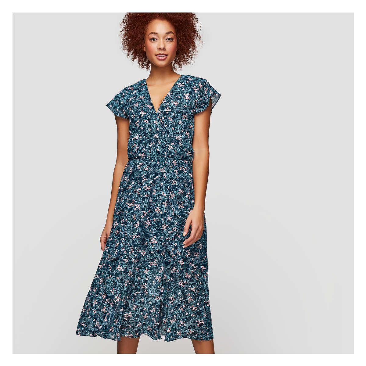 Fashion Shoppingbudget joe fresh printed skirt