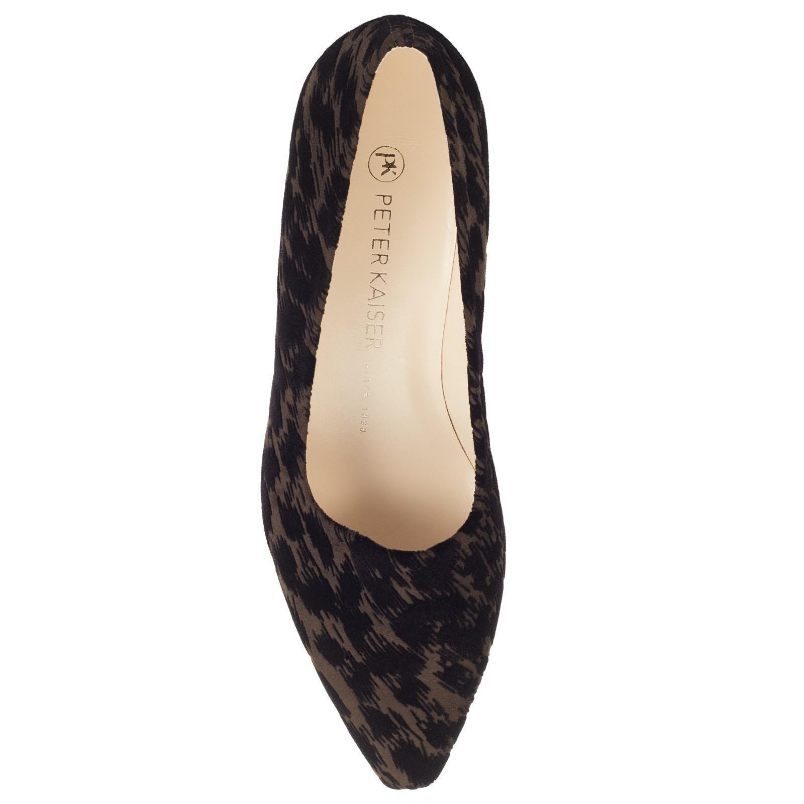 Peter Kaiser Lisana Closed Block Heeled Court Shoes Eastbay Cheap Online aaow1lZpyH