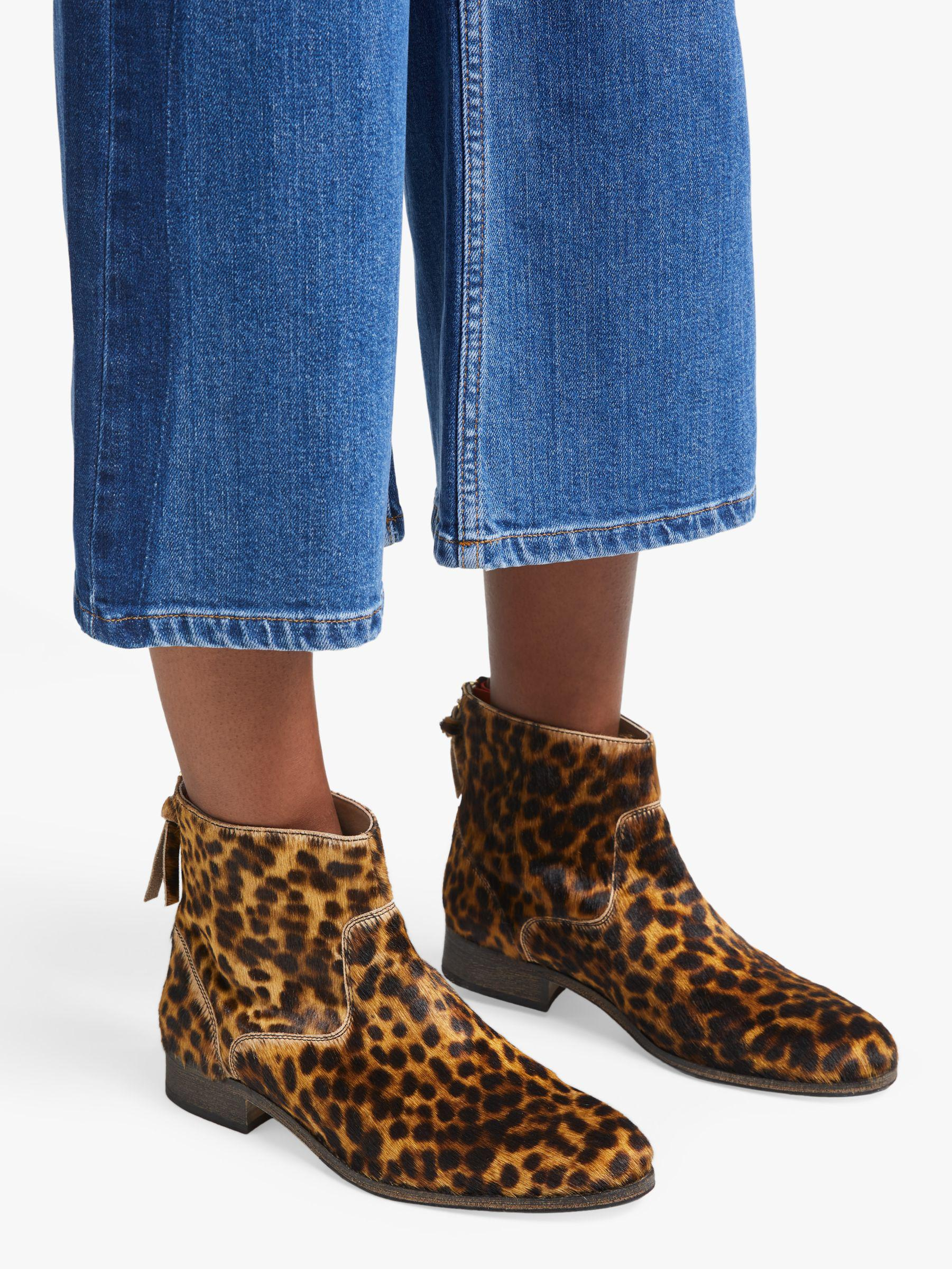 eea9c015cd8 Boden Kingham Ankle Boots in Brown - Save 30% - Lyst