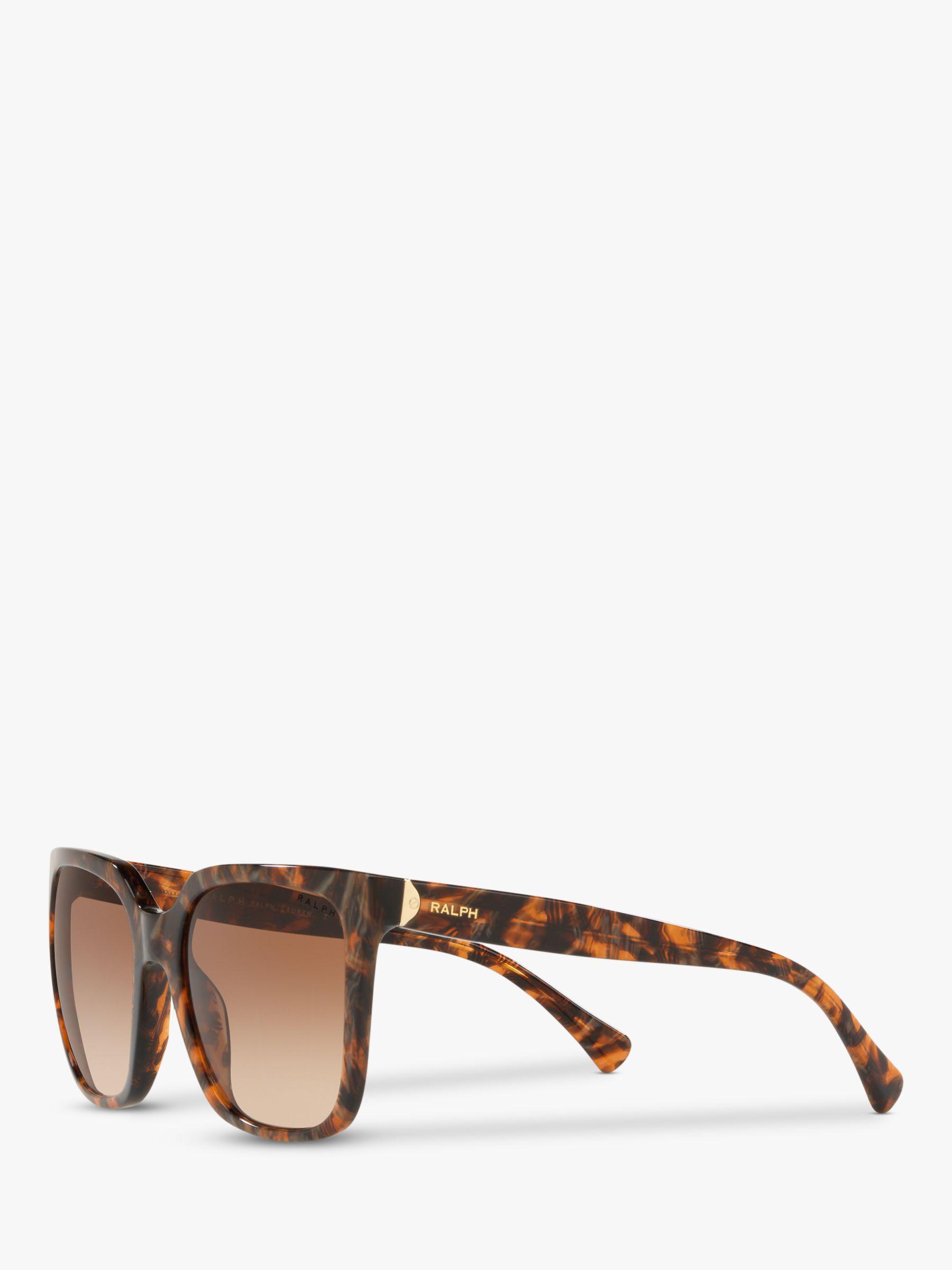 ae32d66d6caa Ralph Lauren Polo Ra5251 Women's Square Sunglasses in Brown - Lyst