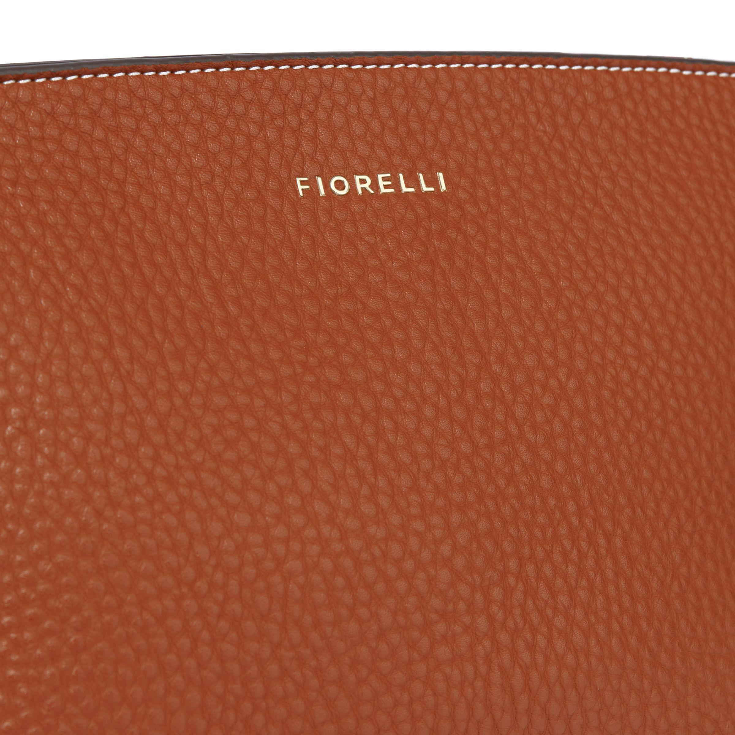 Fiorelli Hampton Small Cross Body Bag in Tan (Brown)
