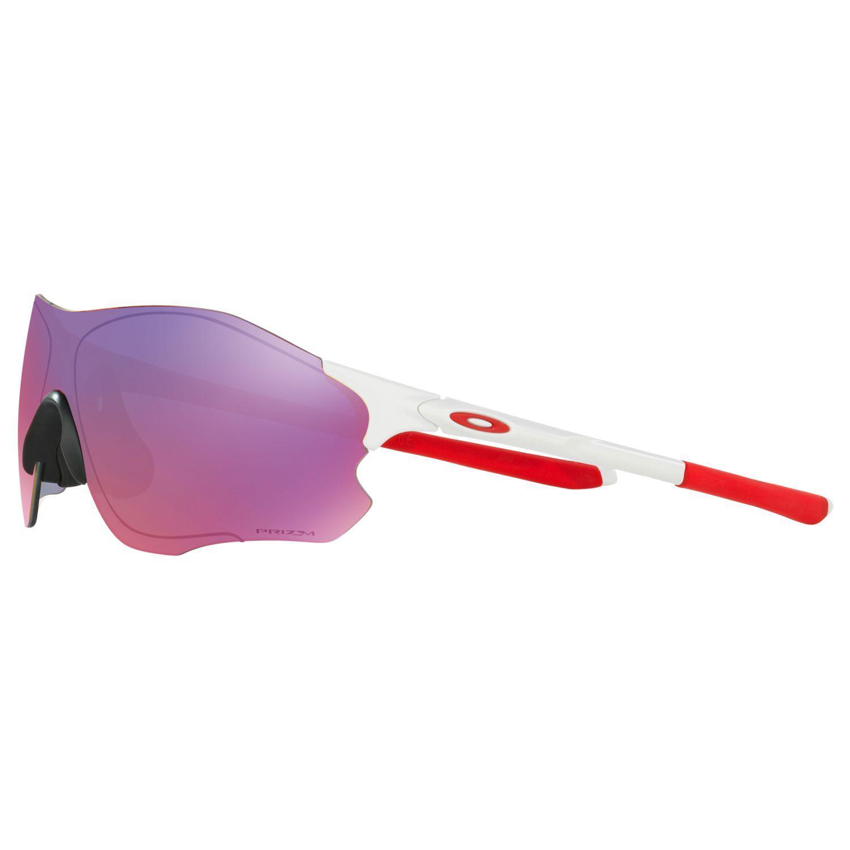 Oakley Oo9308 Evzero Path Prizmtm Road Sunglasses in Polished White/Indigo (Purple)