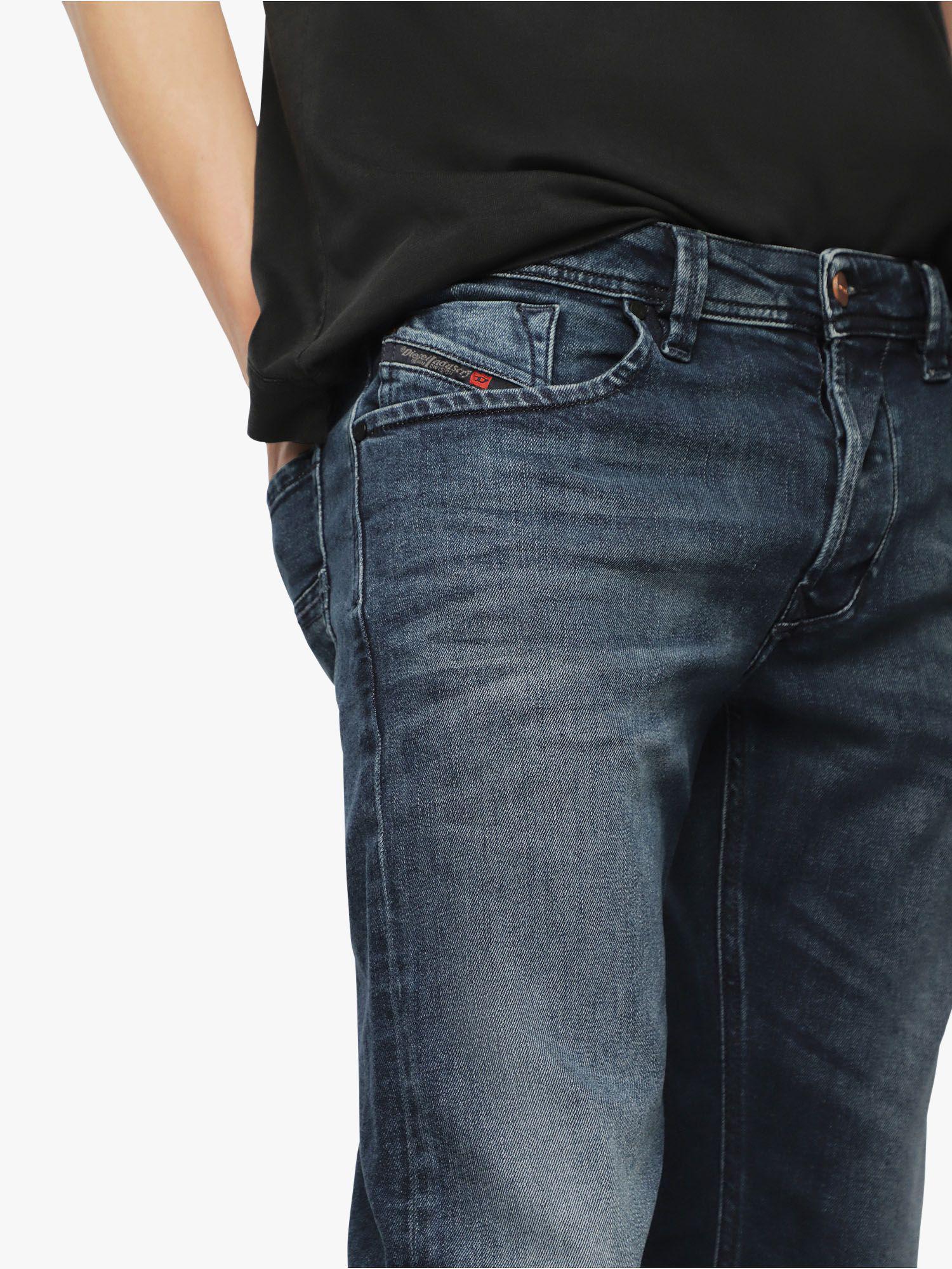 c36ec437 DIESEL Larkee 087as Straight Jeans in Blue for Men - Save 40% - Lyst