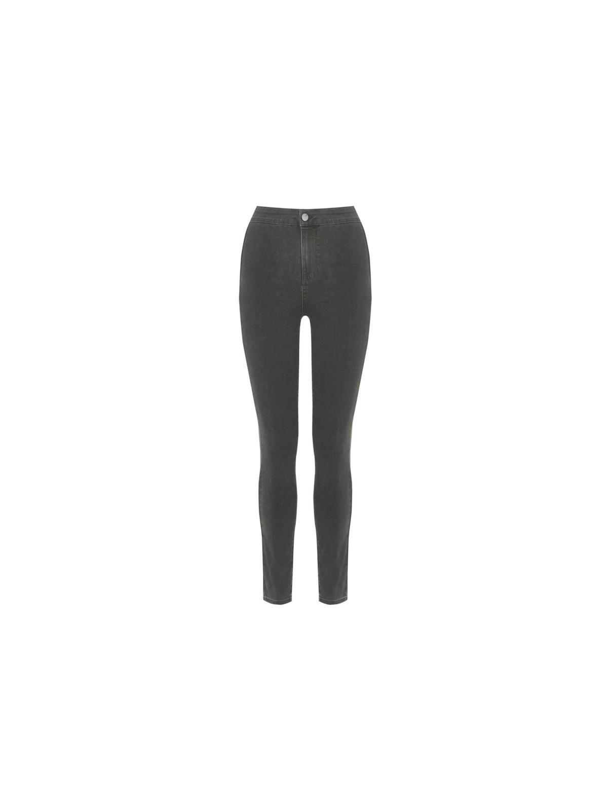 Oasis Denim Riley Jeans in Mid Grey (Grey)