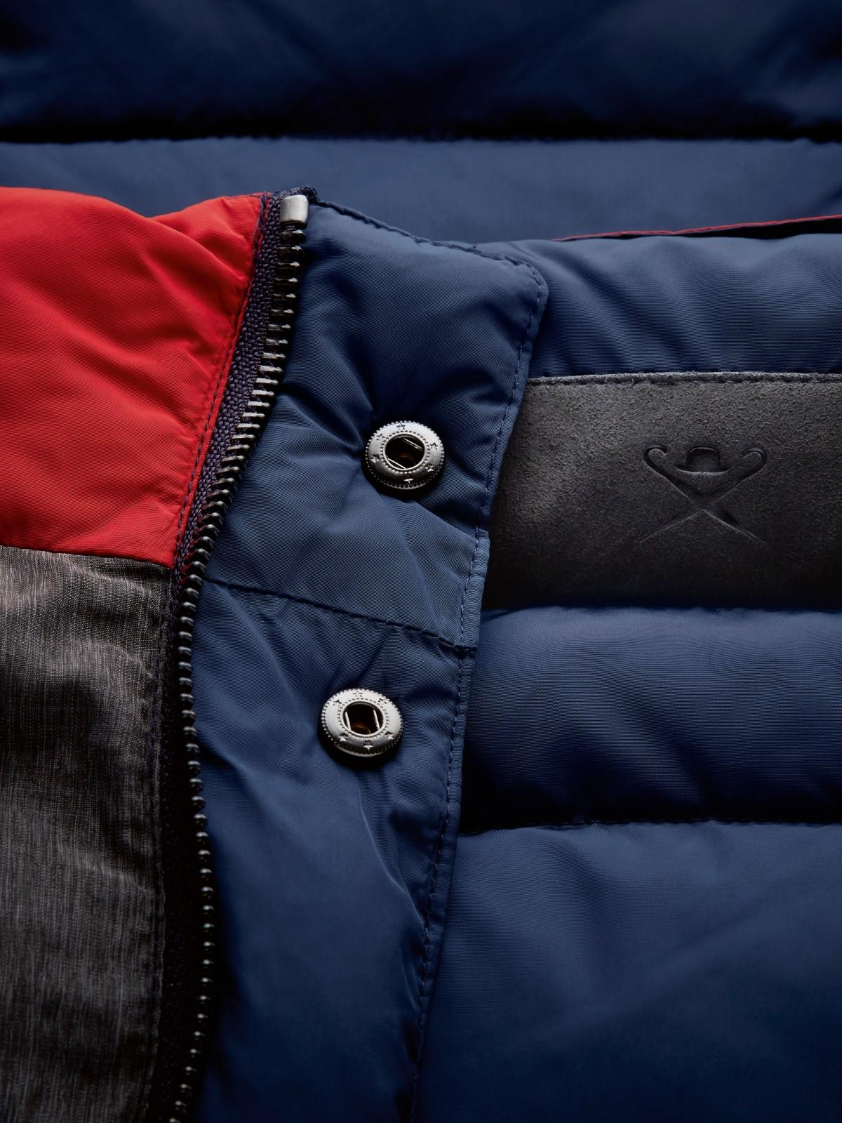 Hackett Cashmere Classic Gilet in Navy (Blue) for Men