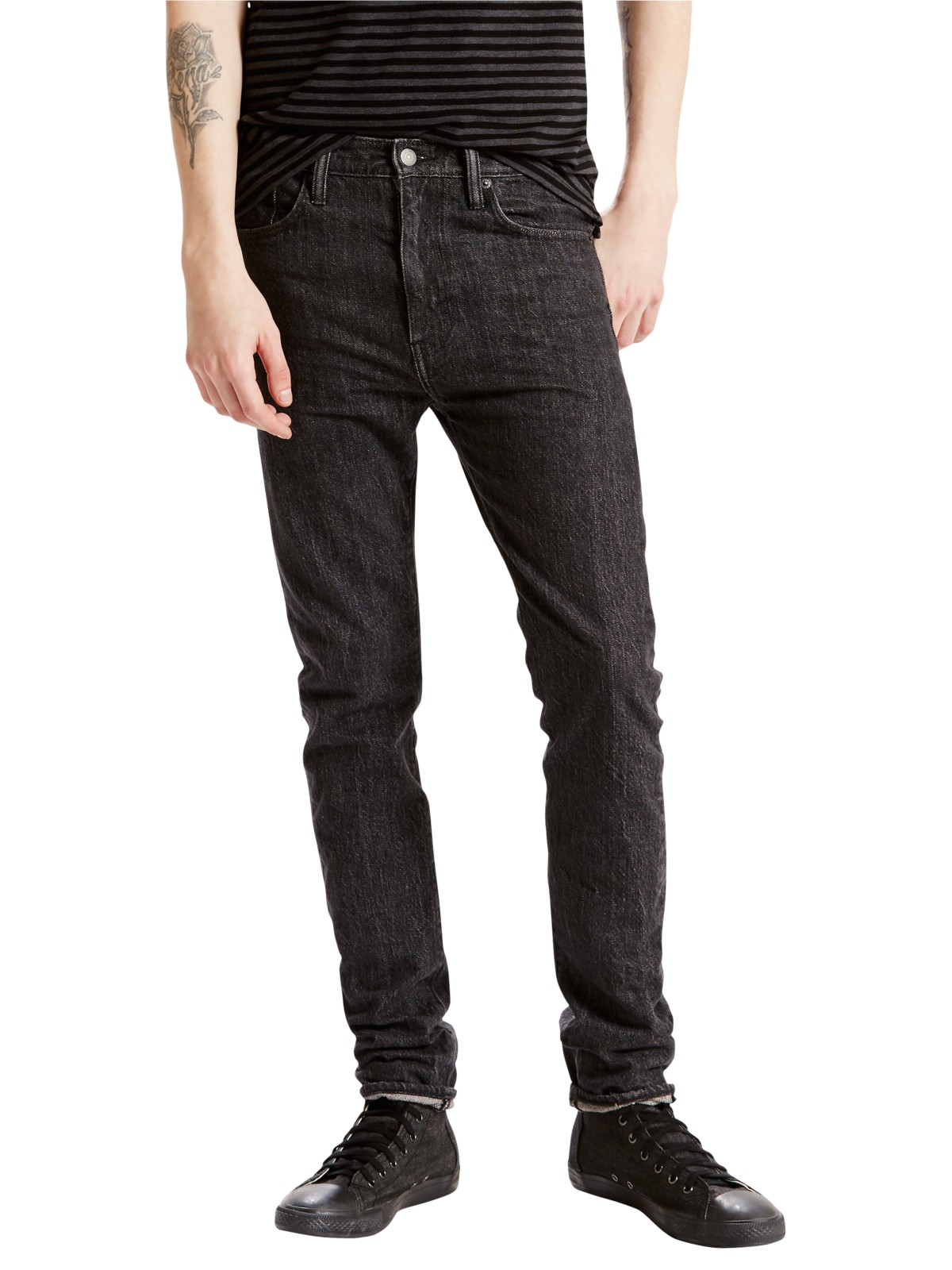 Find your perfect fit in the Hollister guys Blue Jeans collection. Each fit has a slim defining look. This season's guys Blue Jeans are packed with awesome attitude and the coolest vintage washes. Our best-selling super skinny & skinny jeans now stack above the ankle. SHOP STACKED JEANS. Our best-selling super skinny & skinny jeans now.