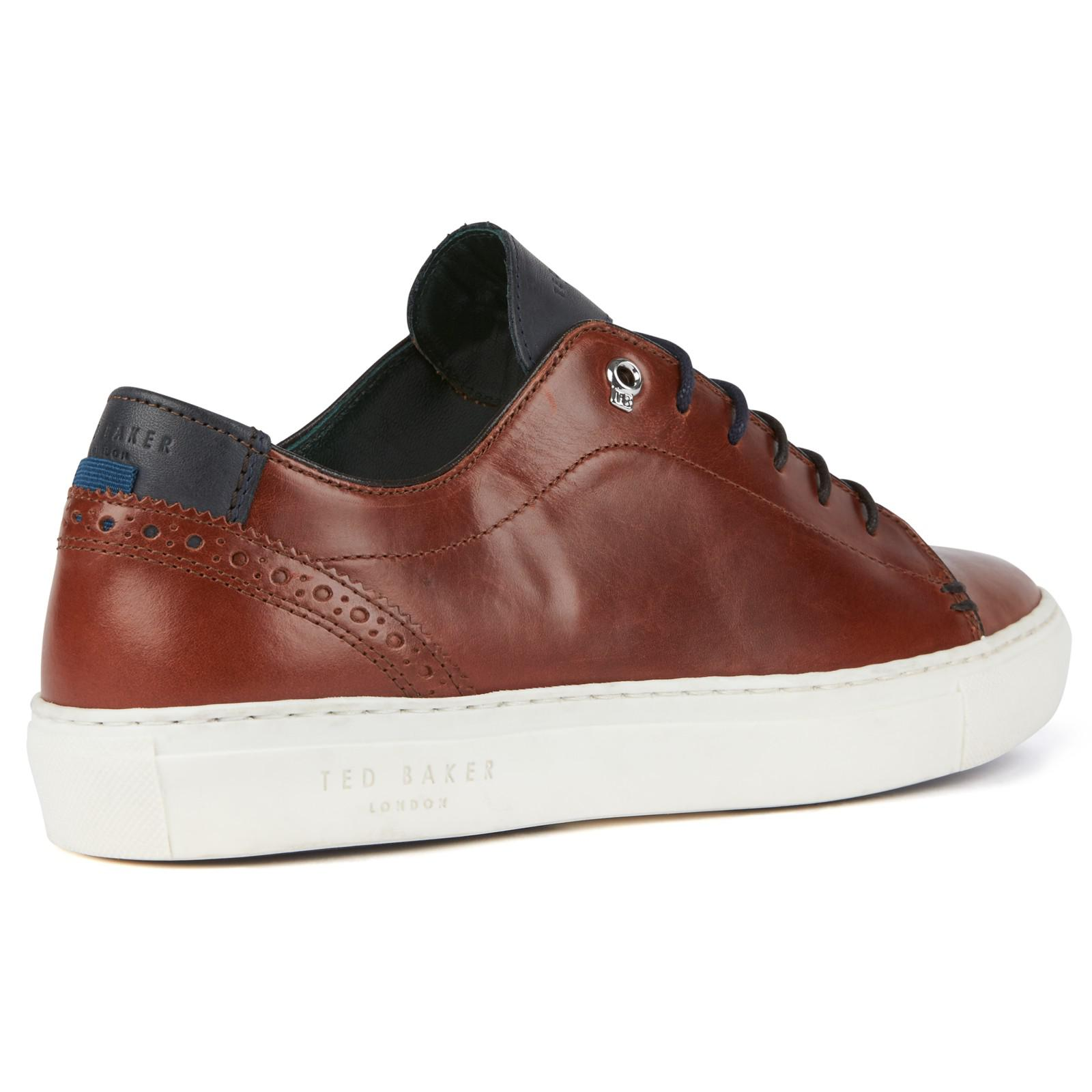 Ted Baker Lace Duuke Trainers for Men